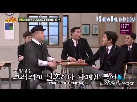 미친 김희철 드립 레전드모음 ㅋㅋㅋ Kim heechul savage knowing brothers