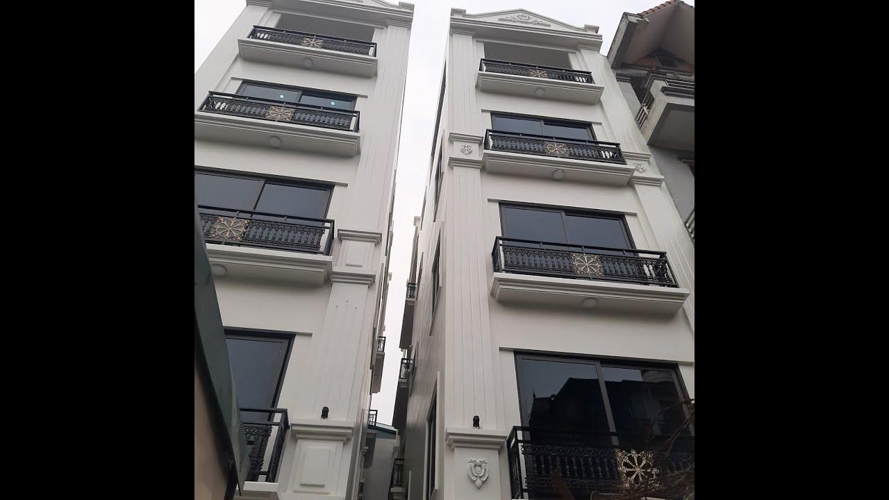 Chính chủ cần bán nhà 5 tầng xây mới cực đẹp đường Quang Trung, Hà Đông, Hà Nội video