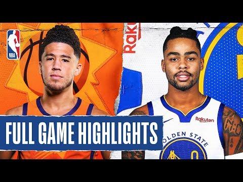 SUNS at WARRIORS | FULL GAME HIGHLIGHTS | December 27, 2019