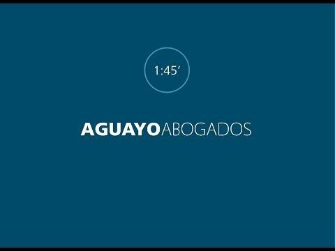Aguayo Abogados 1:45'
