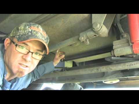 RV Steering Suspension Control Kits Bellcrank Safe-T-Plus