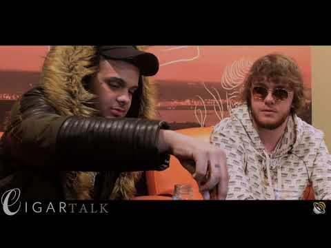 Cigar Talk: Smokepurpp & Murda Beatz Dope Interview !!