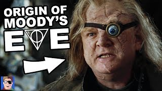 Harry Potter Theory: The Origin of Moody's Eye