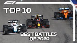 Top 10 Battles of the 2020 F1 Season