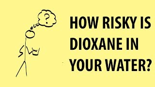 How dangerous is dioxane in your drinking water?
