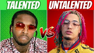 TALENTED vs UNTALENTED Rappers! (2021 Edition)