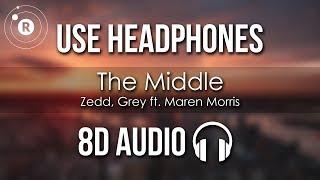 Zedd, Grey - The Middle (8D AUDIO) ft. Maren Morris