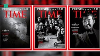 Time Magazine's 2018 Person Of The Year: Journalists Amid 'War On Truth'