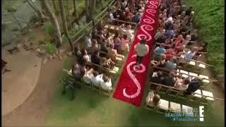 Brie Bella and Daniel Bryan Wedding•4/11/14•Total Divas