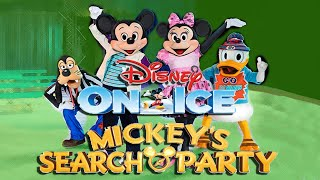 Full Disney On Ice: Mickey's Search Party [4K 60FPS]