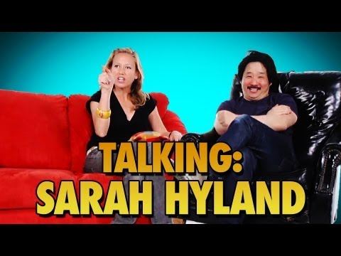 Bobby Lee: RELATIONSHIP TALKING (with Sarah Hyland) - YouTube