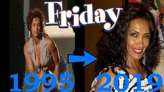 Friday (1995) Cast: Then and Now ★2019★