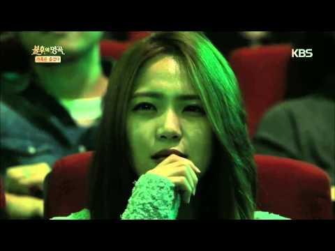 [HIT] 불후의 명곡2, 가족(Family) 특집-김경호(Kim Kyung Ho) - 파초.20150117