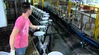 How It's Made - Cast Iron Cookware  -=KCK=-.mp4