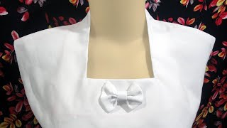 how to sewing a simple blouse model (34)