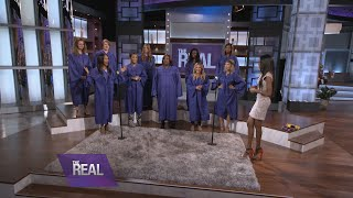 'The Real' Community Choir Sings 'Row Your Boat'
