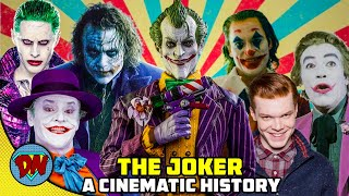The Joker - A Cinematic History | DesiNerd