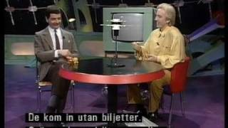 Mr. Bean Visits Sweden: Part 1 of 2