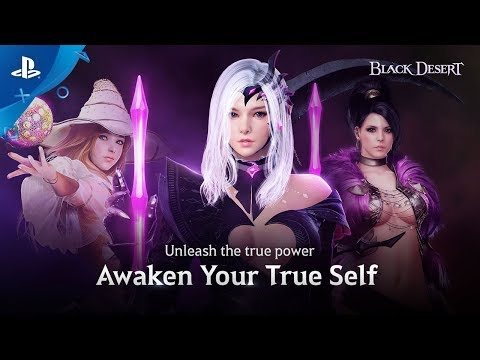 Black Desert | All classes awakened