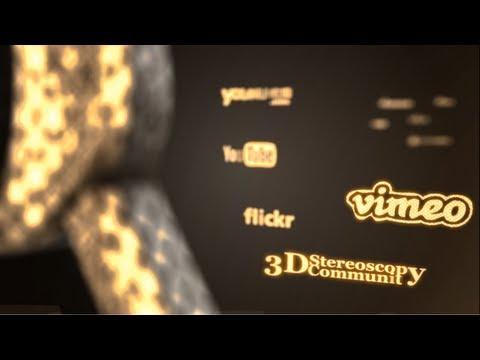 3Dstreaming.org GOLD PROMO HD 3D half sbs YT3D