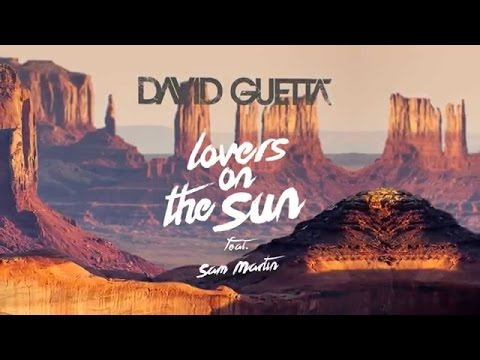 David Guetta - Lovers On The Sun Lyrics