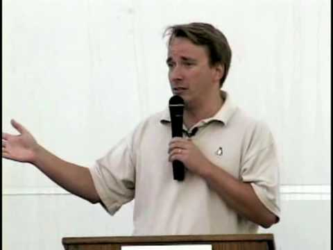 The Origins of Linux - Linus Torvalds