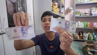 Cách Biến 1 Tờ 500k (tiền thật) Thành 2 Tờ 500k (tiền thật)