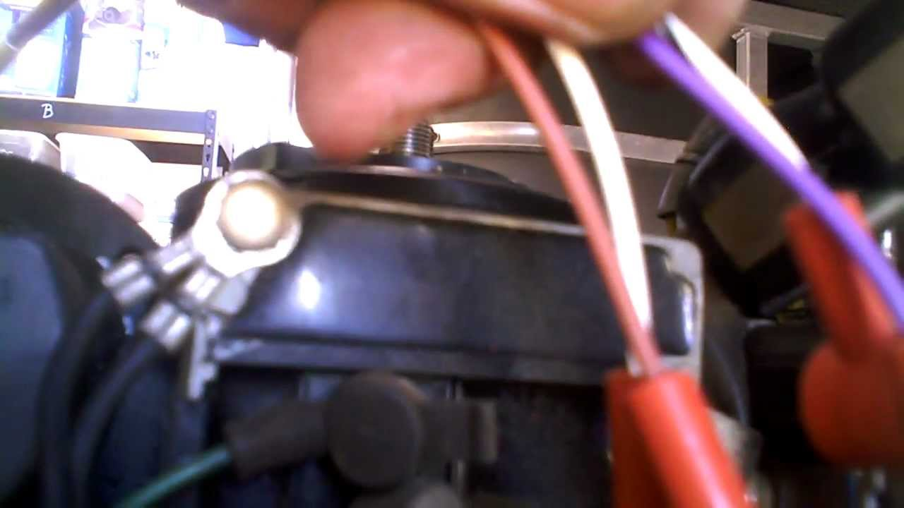 Diagnostic under the flywheel on a mercury outboad motor - Is it bad to run a generator out of gas ...