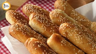 BreadSticks Recipe By Food Fusion