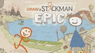 Let's Play Draw a Stickman EPIC! Part 1