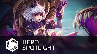 Heroes of the Storm - Orphea Spotlight