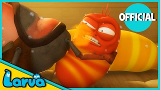 LARVA - POO POO | 2017 Full Movie Cartoon | Cartoons For Children | LARVA Official