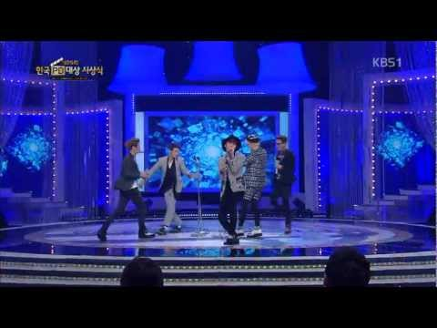 [SHINee] The 25th Korean PD Awards - Dream Girl (Live)