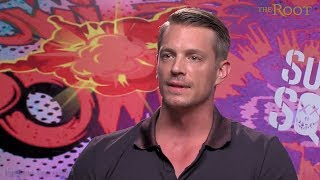 Suicide Squad Cast Studio Interviews: Joel Kinnaman Highlights