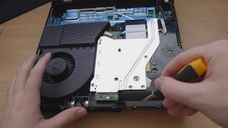 How To Open/Disassemble  a PS4