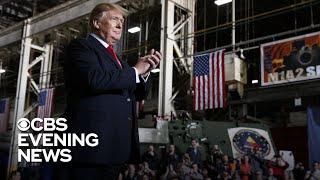 Trump escalates attacks on late John McCain