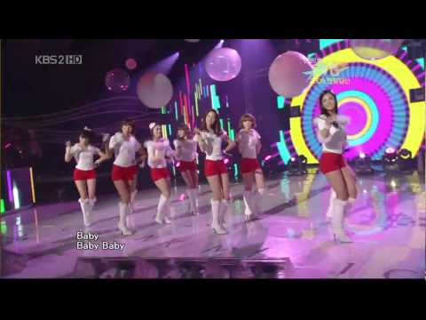 [HD] SNSD+f(x)+Shinee_-_Gee 091225