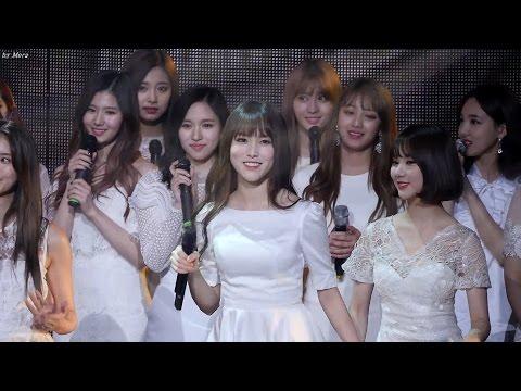161229 트와이스 (TWICE) GOD(촛불) - 오프닝 OPENING SHOW [전체] 직캠 Fancam (2016 KBS 가요대축제) by Mera