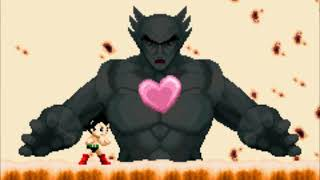 Let's Play Astro Boy - Omega Factor 14 - This Story Is Happy End!