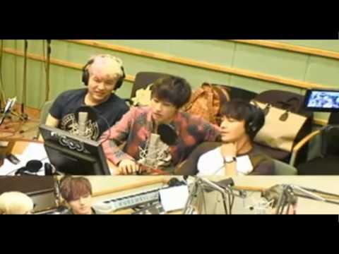 ENG Eunyhuk & Donghae touchy, touchy - EunHae