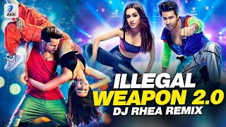 Illegal Weapon 2.0 (Remix) – DJ Rhea Video HD