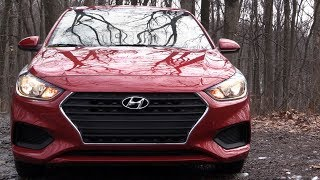 2018 Hyundai Accent: Review