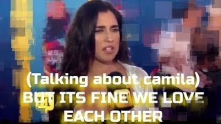 FIFTH HARMONY AND CAMILA CABELLO TALKING ABOUT EACH OTHER IN RECENT INTERVIEWS