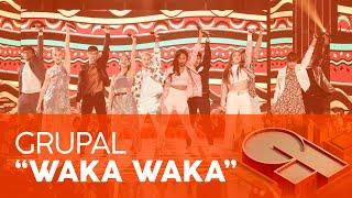 """WAKA WAKA"" - GRUPAL | GALA 7 | OT 2020"