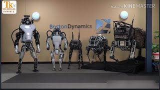 Top 5 Intelligent & Smartest Robots in the World || top 5 A.I. Robots in The World.