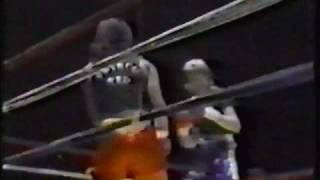 tanya macwood vs louise loo 70s female boxing