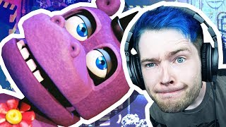 MR HIPPO'S JUMPSCARE!!! | Ultimate Custom Night #3