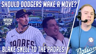 Dodgers: Blake Snell Traded to San Diego, How Will the Padres Power Move Impact LA?