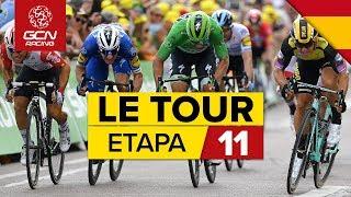 Tour de Francia 11ª etapa: Albi-Toulouse | Lo más destacado