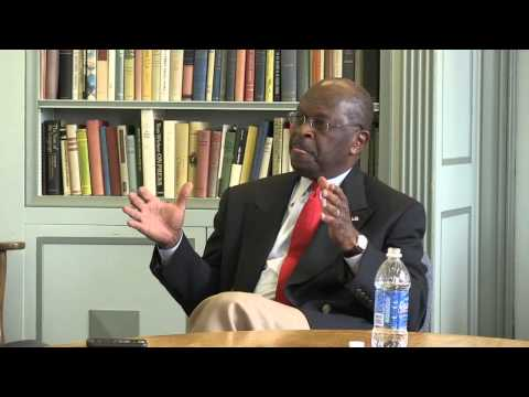 Herman Cain on Libya - YouTube